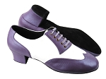 CM100101 BC14 Light Purple Light Leather_White Leather