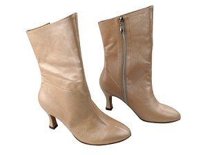 PP205A Ankle Boot Light Tan Light Leather