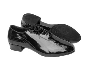 S309 Black Patent with 1