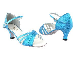 "6030 280 Blue Scale with 2.5"" Heel in the photo"