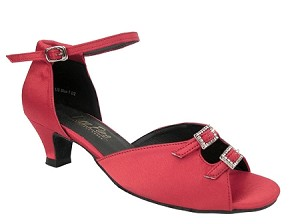1620 Red Satin